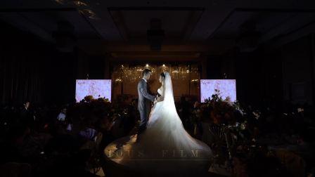 【婚礼微电影】让我们一同老去 Chloe&lron 婚礼丨HARMONIOUS FILM STUDIO(和睦映像出品)【三机位】