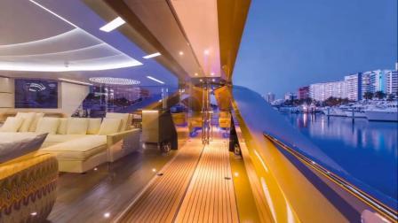 100,000,000万美元超级豪华游艇 第一次超越MEGYACHT