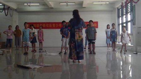 太极拳教学——杨老师