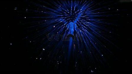屌炸天的3D水晶圣诞树 梦幻之境 LED软屏Eco —威特姆光电