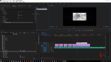 PR2018实例02:制作震撼的视频片头(下)