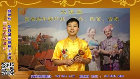 西双勐牛葫芦丝教学——葫芦丝4音的练习