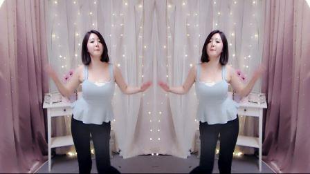 台湾美女主播跳韩国热舞《nice body》