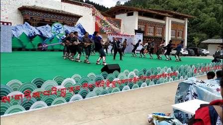 工布江达鲁朗民族舞