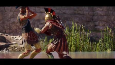 """PS4《刺客信条:奥德赛》男主""""Alexios"""""""