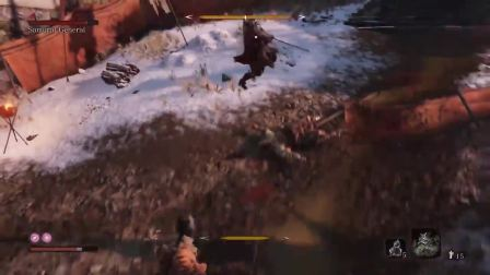 Gamecom 2018《只狼:影逝二度》6分钟游戏演示