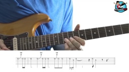 【吉他課堂】詞彙:GLDj - 10 John Mayer Licks in G Major, with Tabs