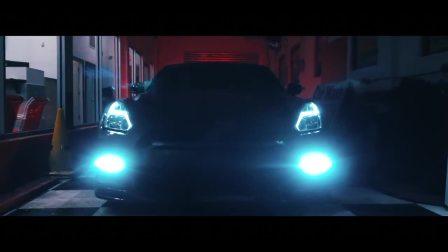 「AG Video」战神出征 NISSAN GTR夜袭街头