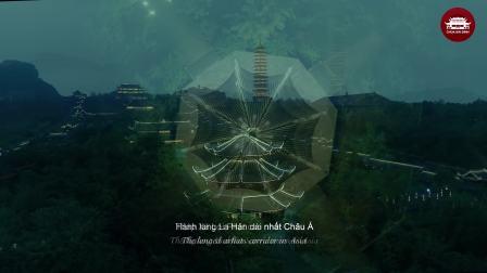 The Bai Dinh Pagoda - Ninh Binh Province, Vietnam