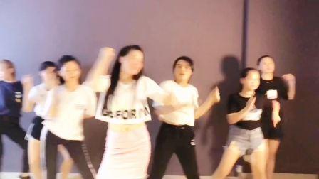 成人舞蹈培训机构大芬爵士舞蹈 简单好学 《佛性少女》