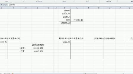 广告行业会计真账实操-分配现金股利