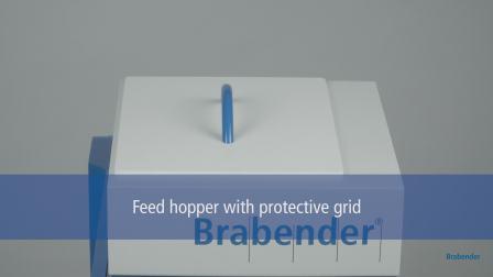 Brabender布拉本德小型试验磨粉机产品介绍