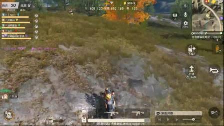 灰哥荒野行动PC:飞天外挂,毒气蛋吃鸡