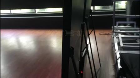 小间距LED海报屏 立式LED广告机效果展示—威特姆光电