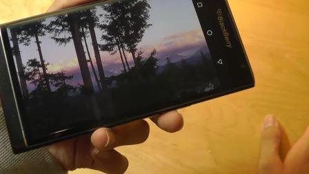 回顾-黑莓priv曲面屏滑盖全键盘安卓手机在2018年还值得入手吗?
