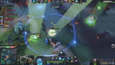 EG vs Liquid 2018国际邀请赛淘汰赛BO3 第一场 8.25