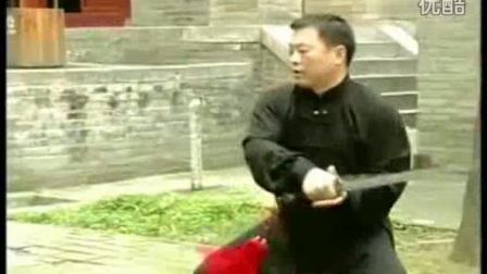 陈式太极剑49式——张东武教学_标清