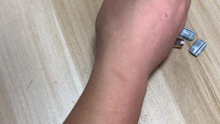 成品甲片美甲过果冻胶用法视频(脚甲,手甲通用视频)