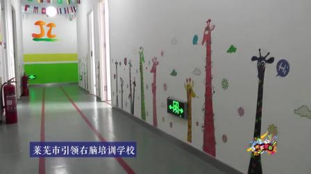 莱芜电视台 科教频道 光影宝贝 莱芜市引领右脑培训学校