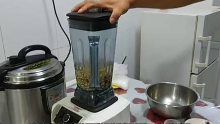 飘香豆浆制作方法