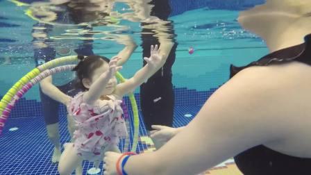 龙格亲子游泳俱乐部-龙格杯-A组王芷晗