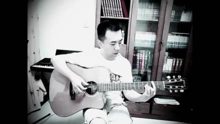 吉他指弹-《千与千寻/Always with me》-雪飒