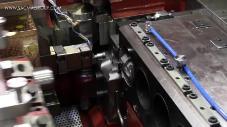 萨克玛模具内毛坯反转功能 SPR - Sacma Part Rotator
