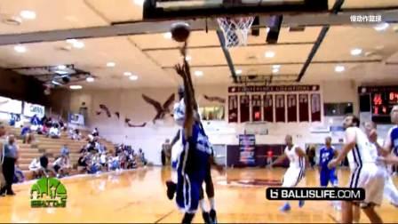 【篮球】运球屌炸天!现役最强变向之王Jamal Crawford夏季官方精彩集锦