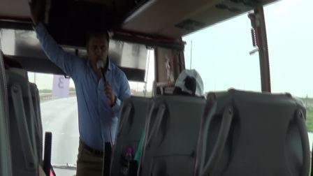 08042018_C 印度导游王天宇车上讲解印度风俗和沿途