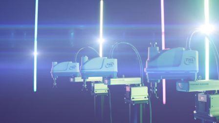 水平多关节机器人 THL系列 东芝机械