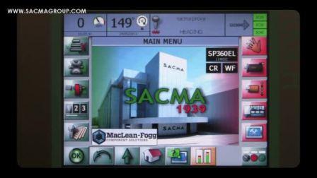 萨克玛连续式多工位温镦机系列 Sacma Warm Formers