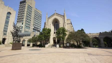 映像BU丨夏日里的波士顿大学