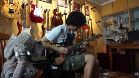 2018 Ibanez Flying Fingers吉他大赛-李得ReddLi-MM