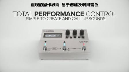 [中字]BOSS VE-500 人声效果器