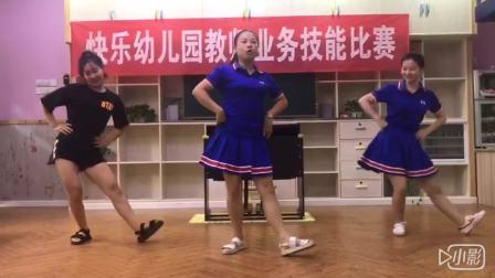 幼儿舞蹈《隔壁泰山》