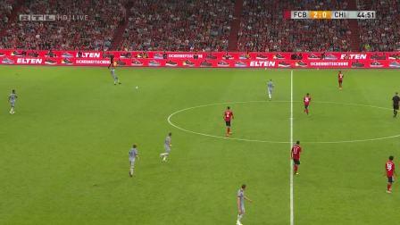 8月29日足球友谊赛拜仁慕尼黑vs芝加哥火焰(RTL)