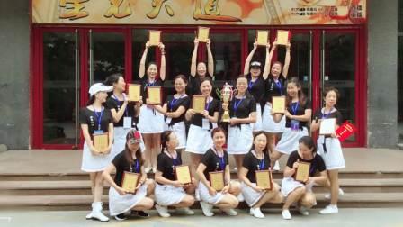 攀枝花市橙色舞蹈队北京行