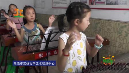 莱芜电视台 科教频道 炫彩少年 莱芜市宏扬古筝艺术培训中心