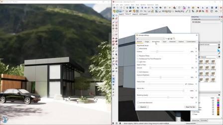 Enscape教程 - 所有模型背景的创意方式(Skybox)