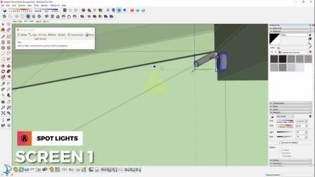灯光技巧和窍门-Enscape 2.3 for Sketchup