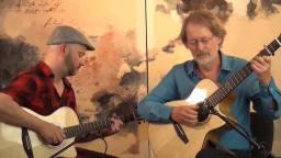 """【指弹】Ulli Boegershausen & Agustín Amigó - """"One of Us"""""""