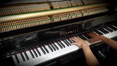 【钢琴】德彪西-亚麻色头发的少女 (debussy, la fille aux cheveux de lin)