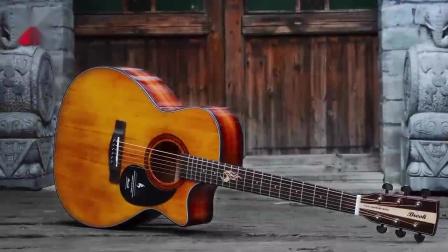 布鲁克单板吉他介绍2