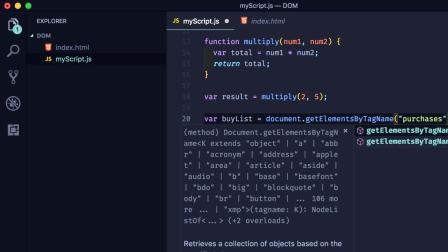 《JavaScript DOM 编程艺术》05:获取元素节点