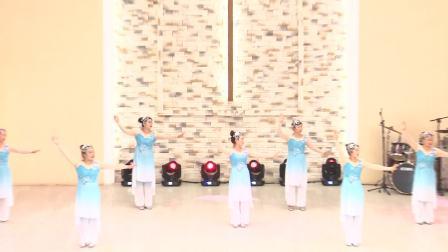 2018年营口市基督教两会平安诗班舞蹈联谊(下)