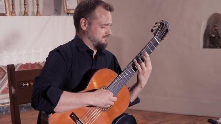 Matt Palmer plays _In Darkness_ by Alexander Palmer (b. 2011) - world premiere