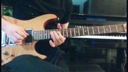翻弹加州旅馆电吉他solo