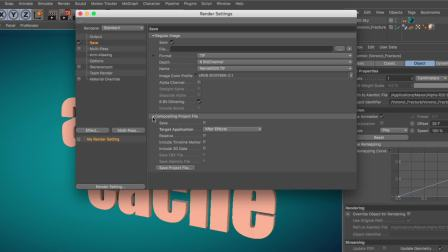 Cinema 4D R20新功能介绍视频 New in Cinema 4D R20 New Alembic Features and Caching
