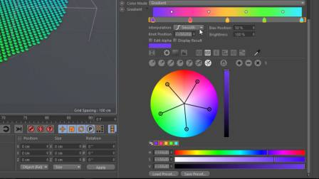 Cinema 4D R20新功能介绍视频 New in Cinema 4D R20 Use Fields to Control the Strength