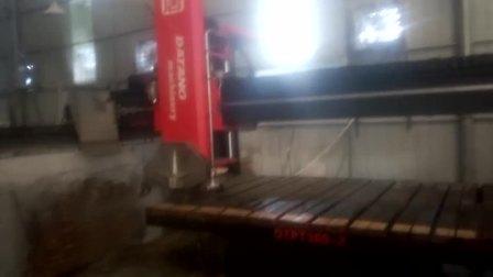 红外线桥式锯石机|全自动红外线切割机|瓷砖激光切割机
